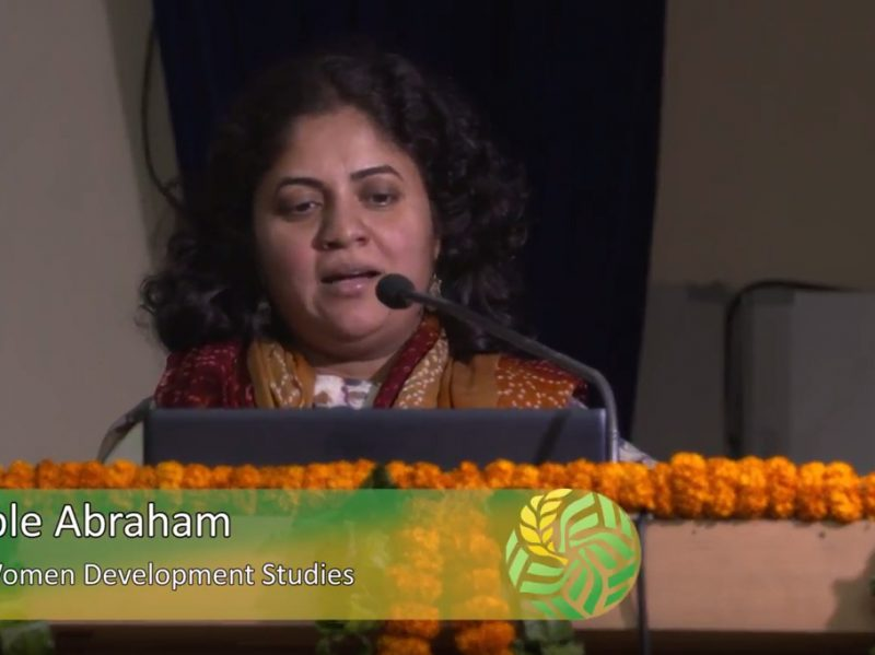 SHGs in lease land farming: Lessons from Kerala for lagging states - Dr. Dimple Abraham