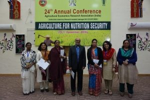 Agricultural Economics Research Association (AERA) 24th Annual Conference
