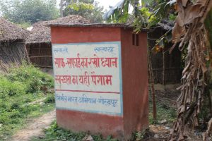 Interaction between Sanitation and Nutrition