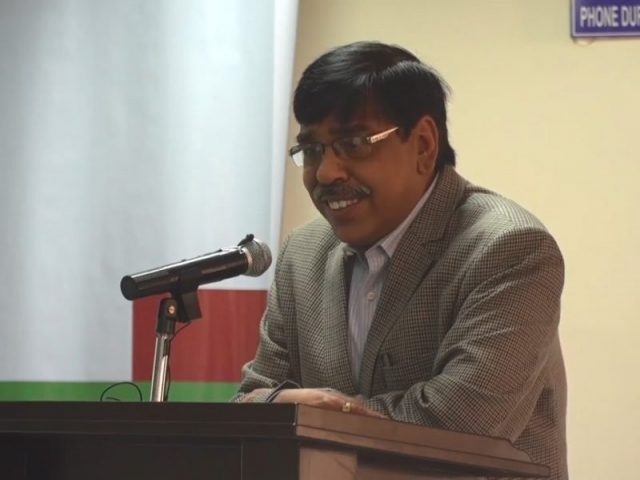 Inaugural address: Foodgrain sufficiency and nutrition in India - Yogendra Tripathi